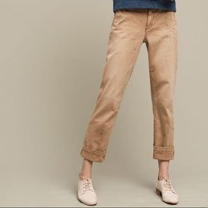 Anthropologie pilcro chinos